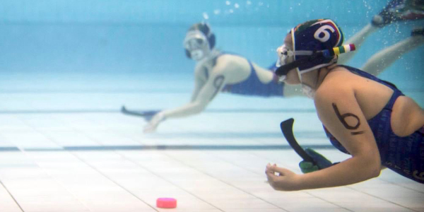 South African Underwater Hockey
